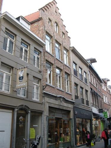 Leuven Mechelsestraat 11-11C