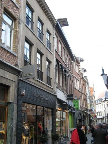 Leuven Mechelsestraat 13-23