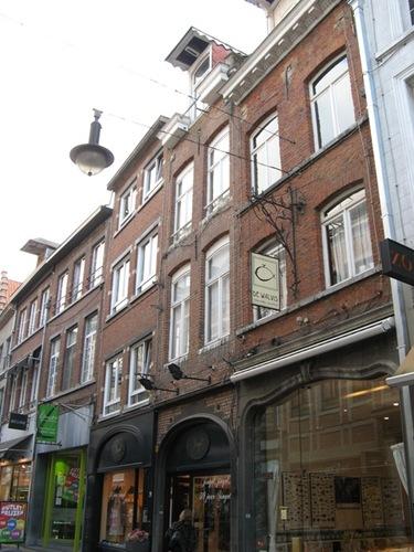 Leuven Mechelsestraat 15-23