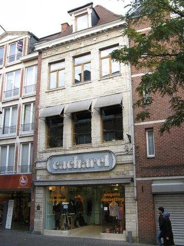 Leuven Mechelsestraat 18.