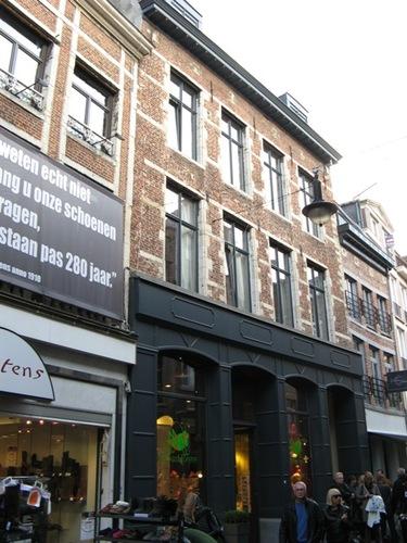 Leuven Mechelsestraat 24-24A
