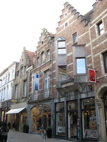 Leuven Mechelsestraat 29-33