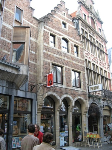 Leuven Mechelsestraat 35