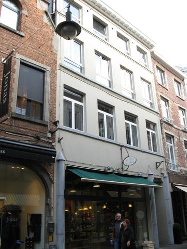 Leuven Mechelsestraat 36