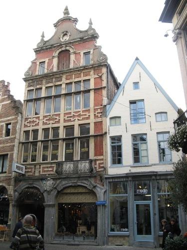 Leuven Mechelsestraat 37-39