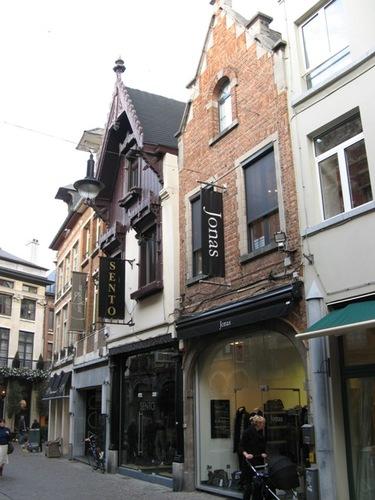 Leuven Mechelsestraat 38-40