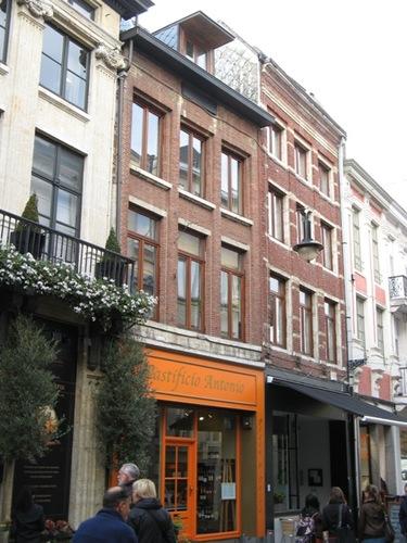 Leuven Mechelsestraat 43-45, 45A