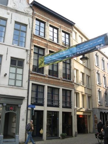 Leuven Mechelsestraat 52-54