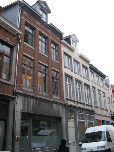 Leuven Mechelsestraat 81-85