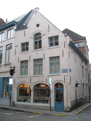 Leuven Mechelsestraat 87