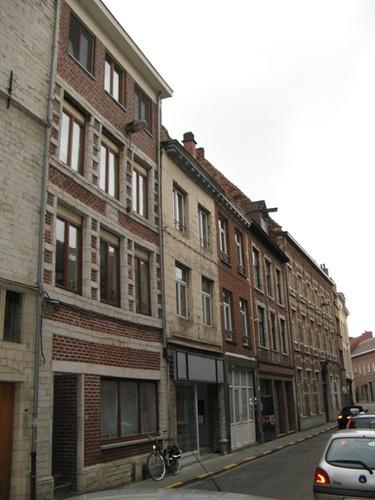 Leuven Mechelsestraat 100-108