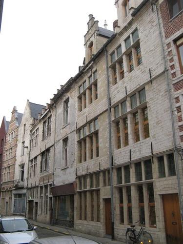 Leuven Mechelsestraat 110-124, 128