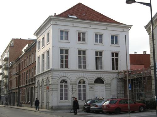 Leuven Rijschoolstraat 17