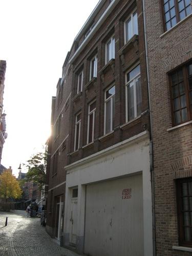 Leuven Schrijnmakersstraat 1