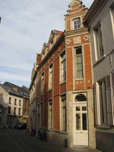Leuven Schrijnmakersstraat 4-6