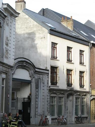 Leuven Schrijnmakersstraat 15