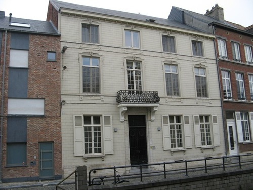 Leuven Sluisstraat 9