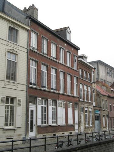 Leuven Sluisstraat 11-13