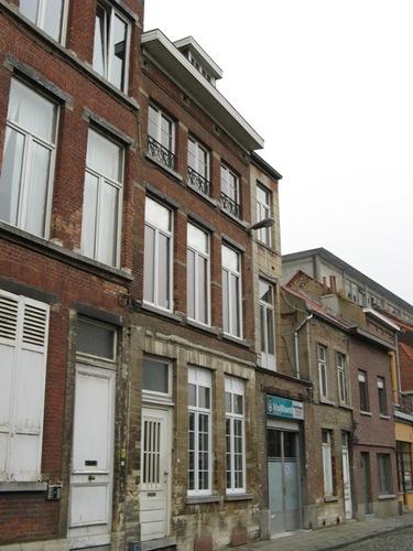 Leuven Sluisstraat 15