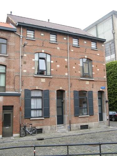 Leuven Sluisstraat 31-33