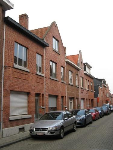 Leuven Strijdersstraat 11-23