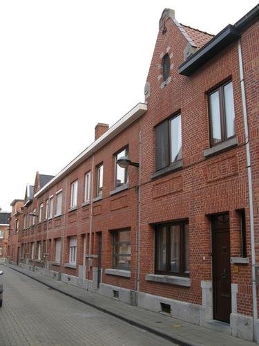 Leuven Strijdersstraat 12-28