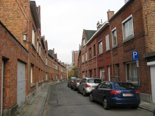 Leuven Strijdersstraat 30-42 en 29-47