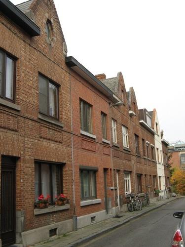 Leuven Strijdersstraat 55-67