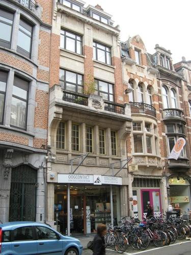 Leuven Tiensestraat 19-21
