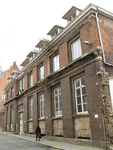 Leuven Minderbroedersstraat 17