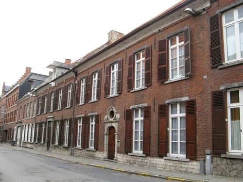 Leuven Minderbroedersstraat 27-31