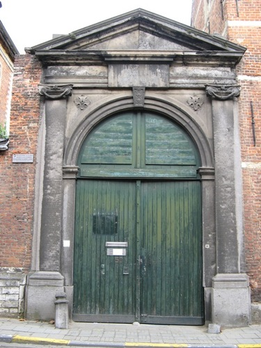Leuven Minderbroedersstraat zonder nummer