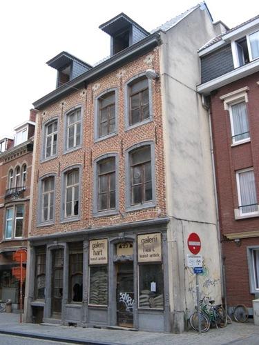 Leuven Naamsestraat 21-23