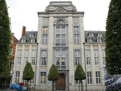 Leuven Naamsestraat 22, Oude Markt 13, Krakenstraat 2