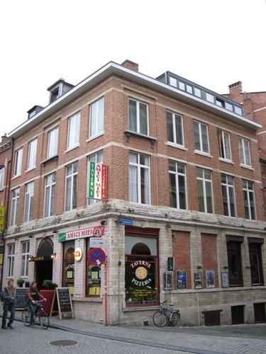 Leuven Naamsestraat 24