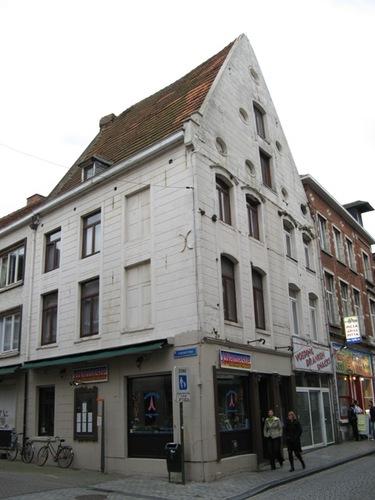 Leuven Naamsestraat 27, Standonckstraat 2D