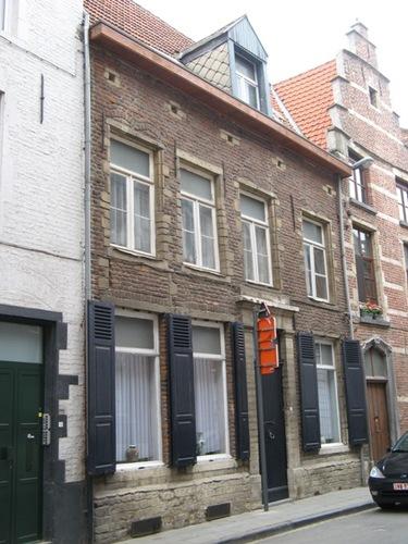 Leuven Vaartstraat 17