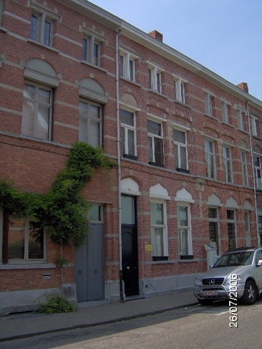 Turnhout Begijnenstraat 19-21
