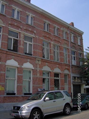 Turnhout Begijnenstraat 19-23