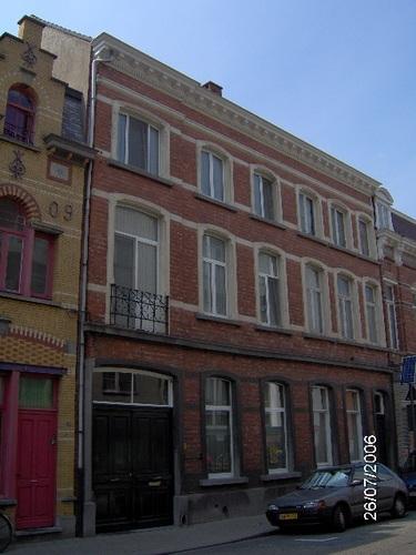 Turnhout Begijnenstraat 57-59