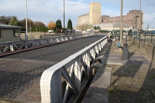 Antwerpen Lefebvrebrug zonder nummer