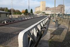 Royerssluis met Royersbrug en Lefebvrebrug