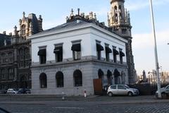 Bedieningshuis Bonapartesluis