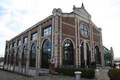 Pomphuis bij Stadsdroogdok 7