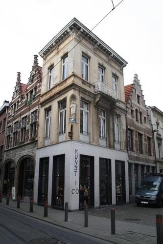 Antwerpen Korte Nieuwstraat 13