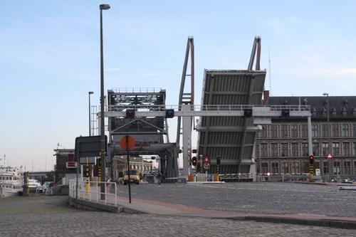 Antwerpen Siberiabruggen zonder nummer