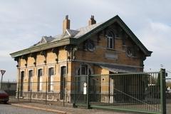 Sluiswachtershuis bij Royerssluis