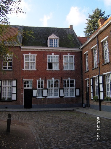 Turnhout Begijnhof 48