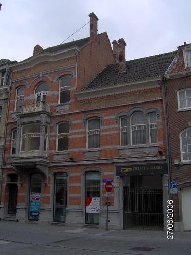 Turnhout Patersstraat 53-55