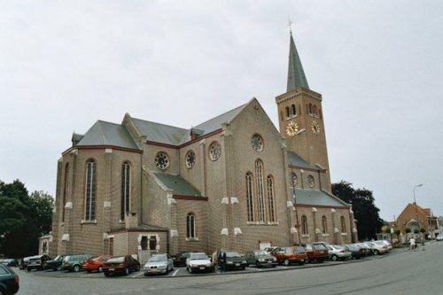 Assenede Boekhoute Boekhoutedorp zonder nummer Parochiekerk Heilig Kruis